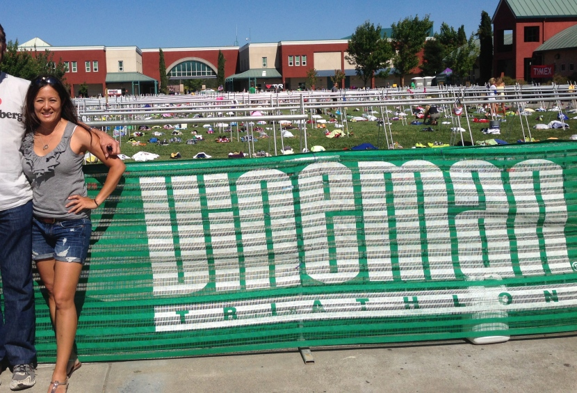 Vineman Half Ironman 70.3 Race Report 2013