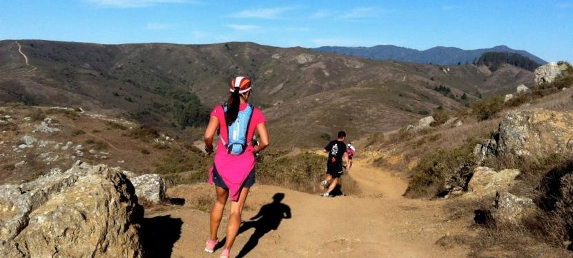 The North Face Endurance Challenge 2013 Marathon – First Trail RaceReport