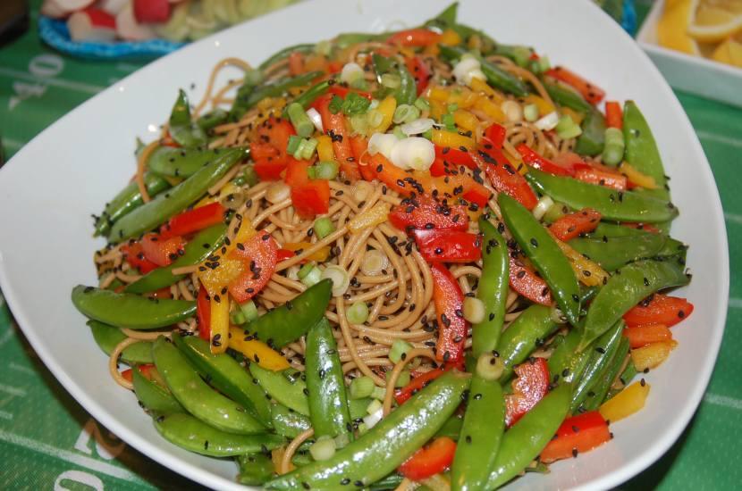 Asian Pasta Salad