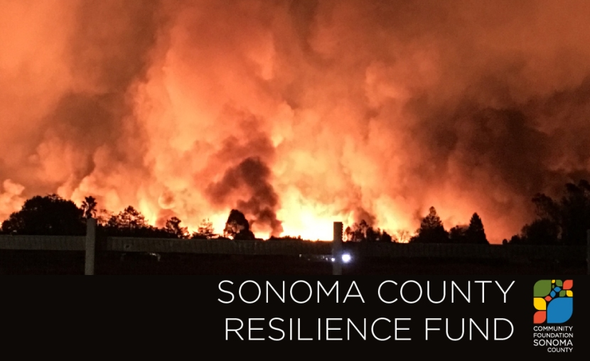 Yoga Fundraiser to Support Sonoma County, Monday Oct 30th 7:30 pm